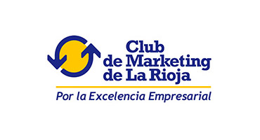 Formamos parte del Club de Marketing de la Rioja.