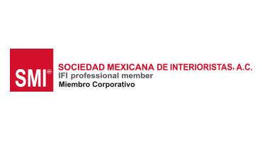 Formamos parte de la Sociedad Mexicana de Interioristas, A.C.